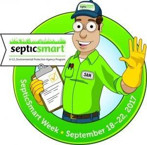 2017 Septic Smart Week by EPA - seal